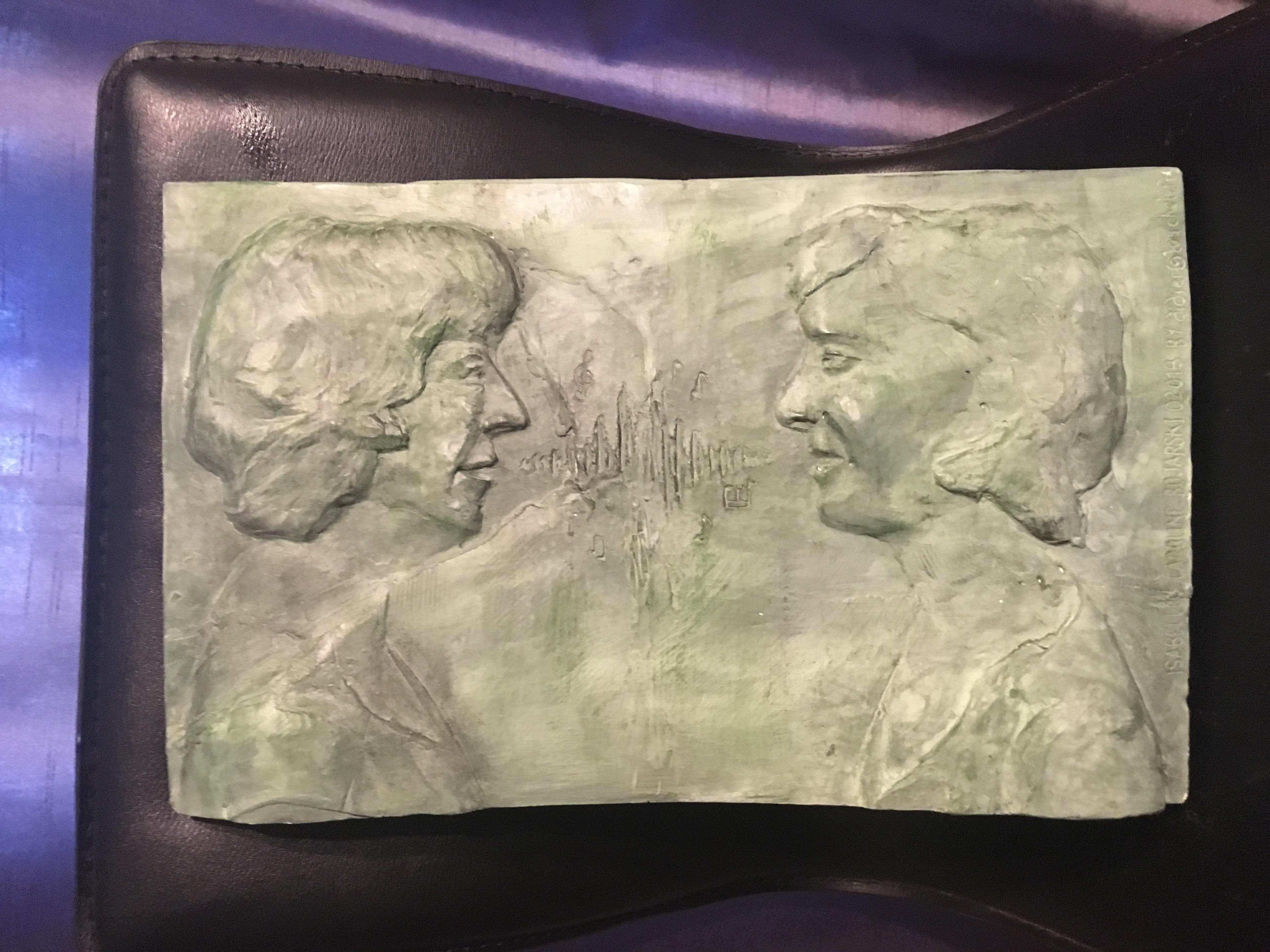 Isabelle & Caroline Terracotta