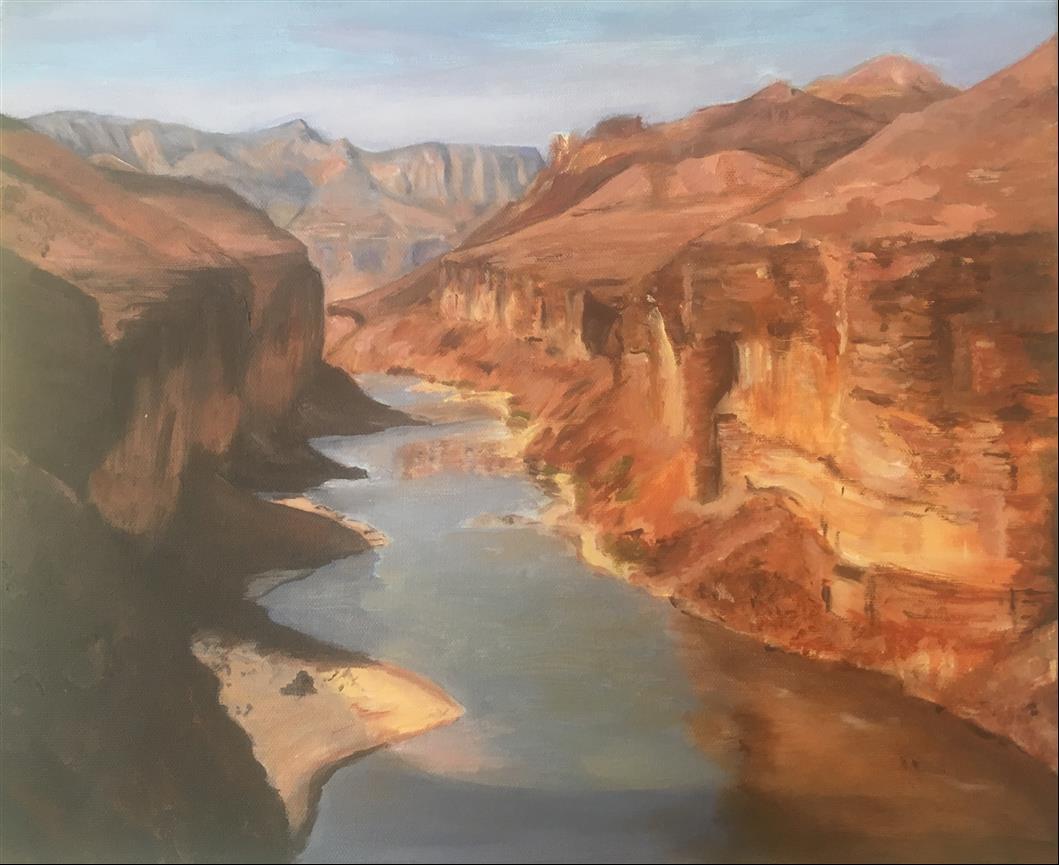 AMT003 - Le grand Canyon - Artist AMT -