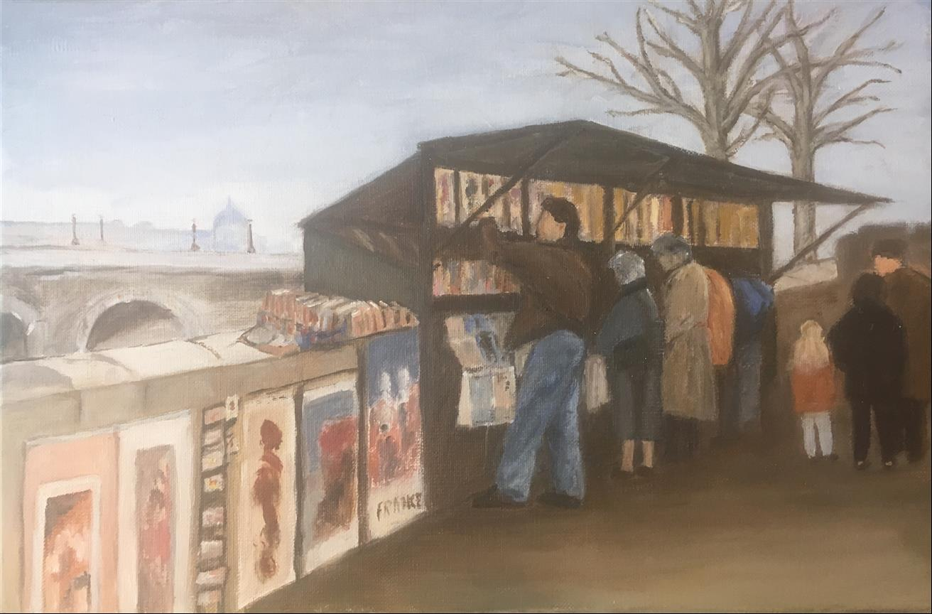 AMT005 - Les quais de Paris - Artist AMT