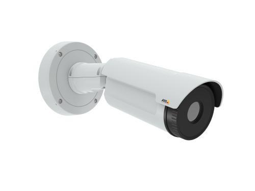 La AXIS Q1941-E ofrece extraordinarias imágenes térmicas de alto contraste. Es la primera cámara térmica que incluye estabilización electrónica de la imagen, que ayuda a reducir el efecto de las vibraciones, y con la tecnología Zipstream de Axis, reduce el ancho de banda y el espacio de almacenamiento requerido.