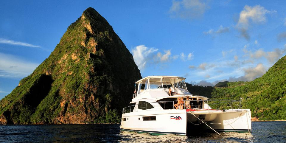 Travel Guide: Santa Lucía, Caribe