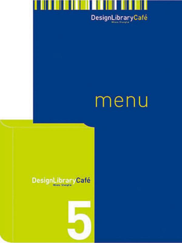 DESIGN LIBRARY MILANO/SHANGHAI + DL CAFÉ