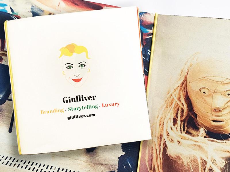 GIULLIVER • IDENTITÀ, PRODOTTO E COMUNICAZIONE