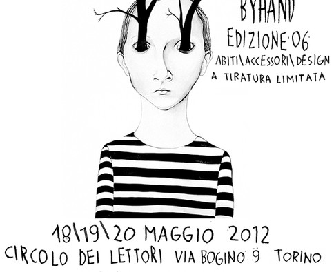 BYHAND, Torino 2012