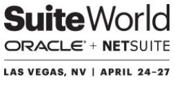 Come see us at SuiteWorld 2017! Booth #1039