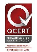 Certificado  para tablros de control y potencia