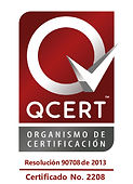 certificado 2208