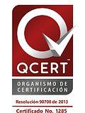 certificado tablero de medidores