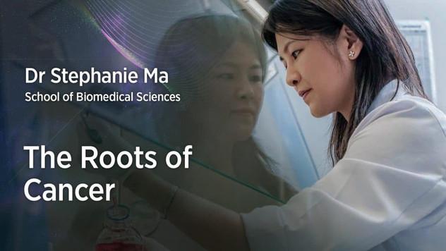 Dr Stephanie Ma