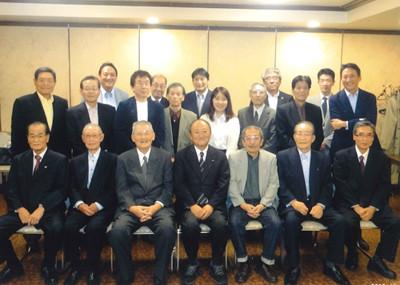 第12回OB会が開催されました。
