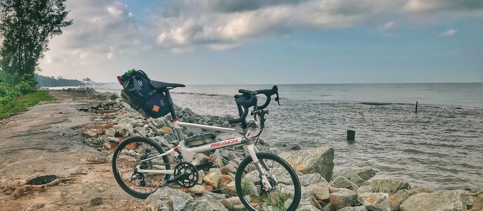 REACH folding bike review by Folding Tales