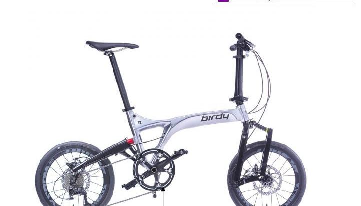 Birdy R spec change for 2019 model