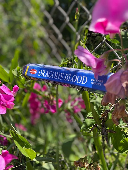 Dragons Blood (Blue)