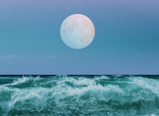 Charge your Crystals with this Full Moon Ritual