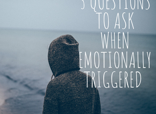 Emotional Triggers: How to Connect to your Inner Being for Answers