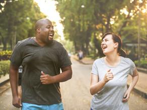 Walking: The Secret to Good Health