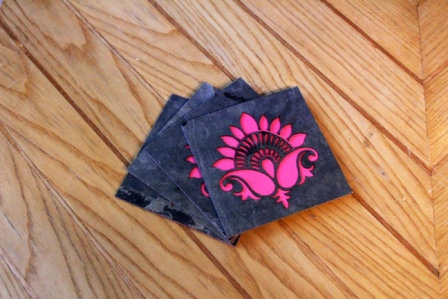 The Lively Lotus Coasters
