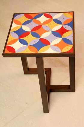 The Circling Clique Side Table