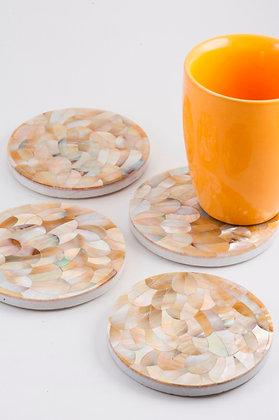 The Playful Petal Coasters