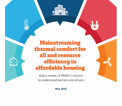 Mainstreaming thermal comfort for All and resource efficiency in affordable housing