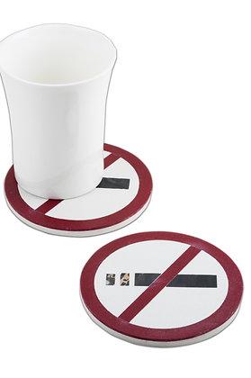 The No-Smoking Coasters