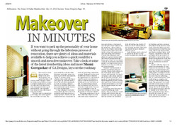 Times of India, Property Times
