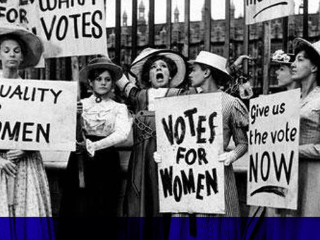 Mr. President, What Will You Do for Woman Suffrage - and Equality?