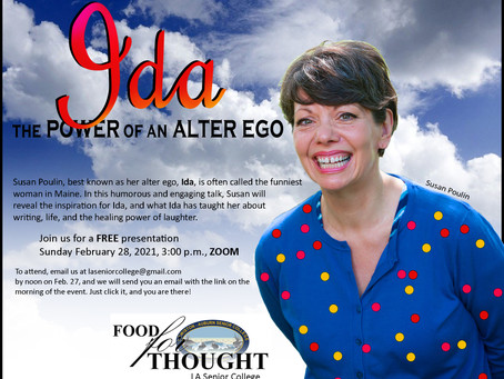 Ida - the Power of an Alter Ego