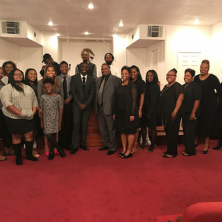 Word of Life Anointed Choir