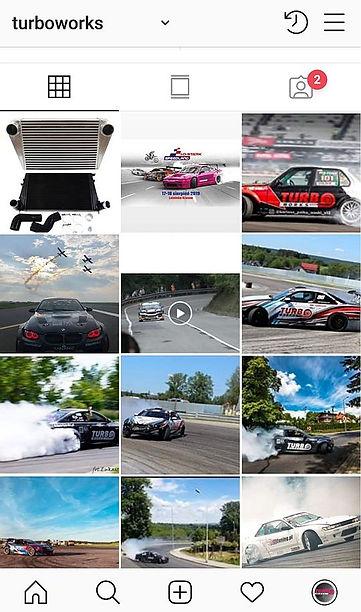 Bildergalerie Turboworks Facebookg
