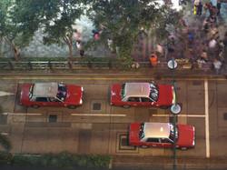 Hong Kong Cabs