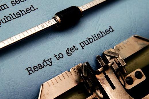 Publier mon manuscrit