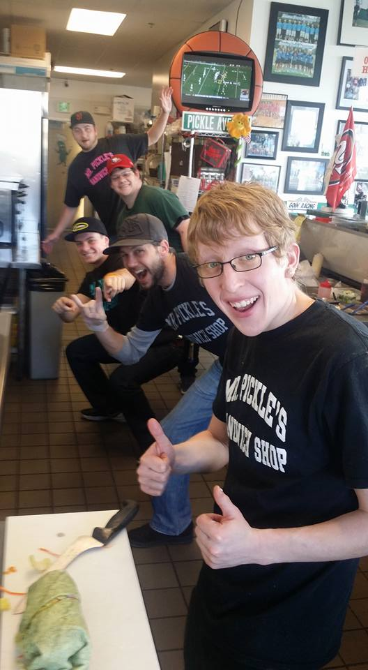 mr pickles employees