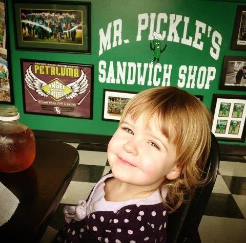 pickle sweetness
