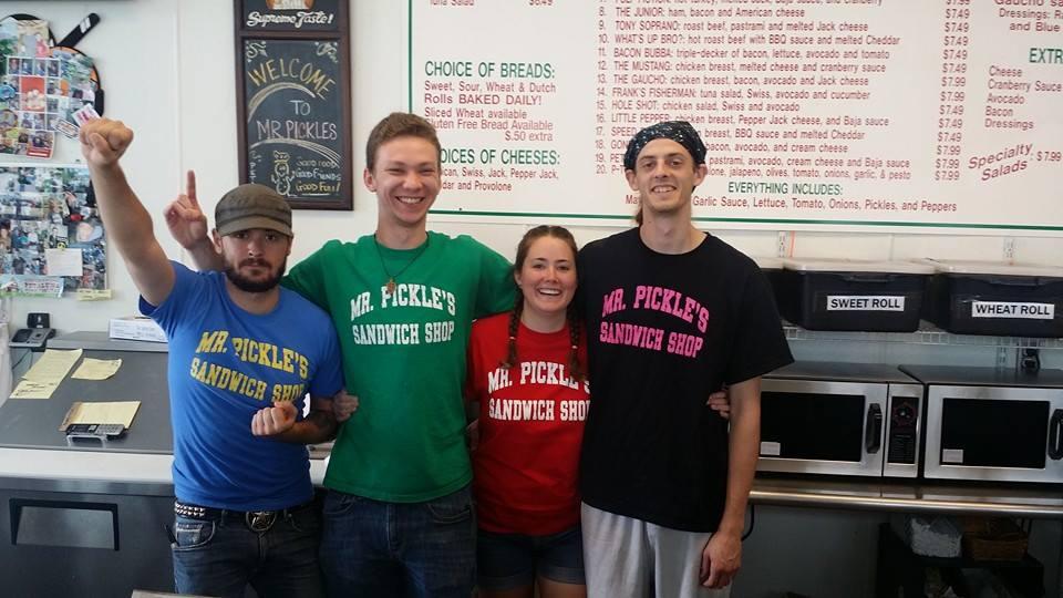 pickle team