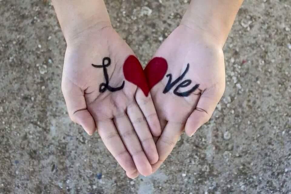 me for lisa heart