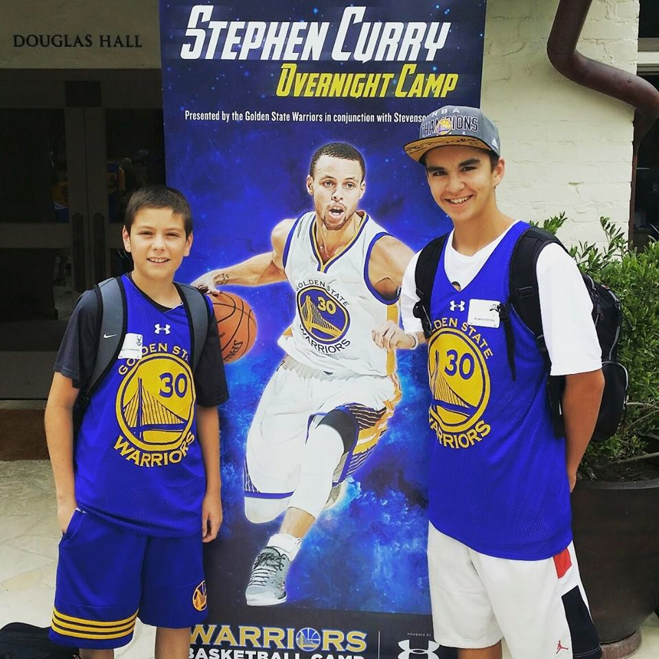 curry camp