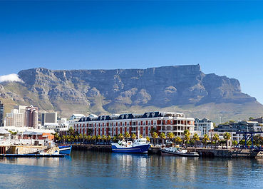 Cape Town Honeymoon