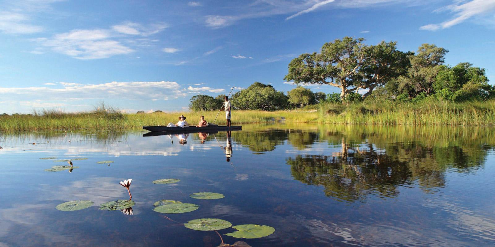 OkavangoDelta-Mokoro