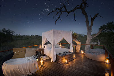 Honeymoon Under Stars