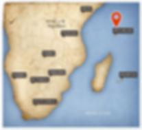 SEYCHELLES MAP LOCATION