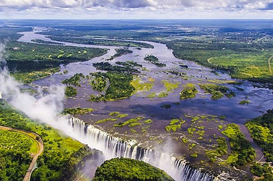 Victoria Falls Honeymoon