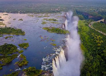 Victoria Fals Safari