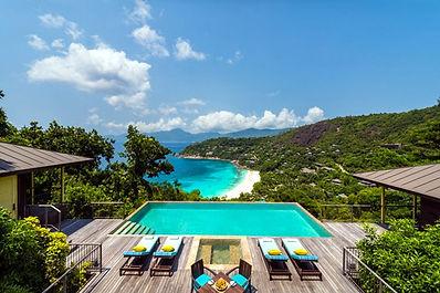 Seychelles Pool View