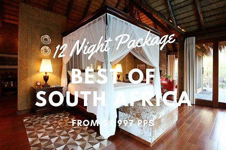 Best of South Africa Package