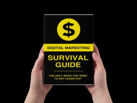The Digital Marketing Guide Finally Launches...