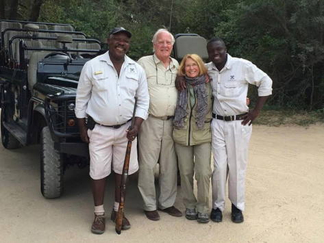 What to Wear on Safari in Africa
