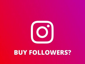 My Experiment Buying Instagram Followers
