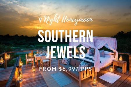 Southern Jewels Honeymoon