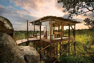 Safari Lodges & Camps